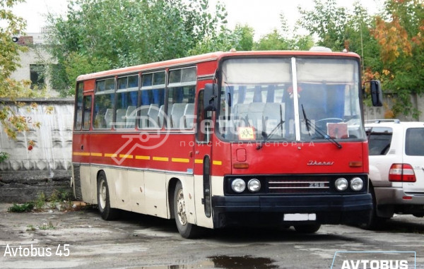 Икарус 250 Курган
